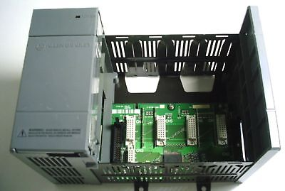 Allen Bradley 1746-A4 Rack W/ 1746-P1 Power Supply