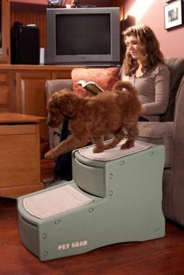 Pet Gear Easy Steps Dog Cat Stairs  PG9720SG PG9720CH