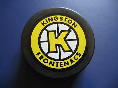 Kingston Frontenacs 1994-95 Official Ohl Game Puck