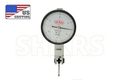 "0.030"" Large Dial Test Indicator .0005"" 0-15-0 Case New"