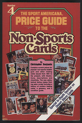 PRICE GUIDE To NON-SPORTS CARDS, 1992 Edition