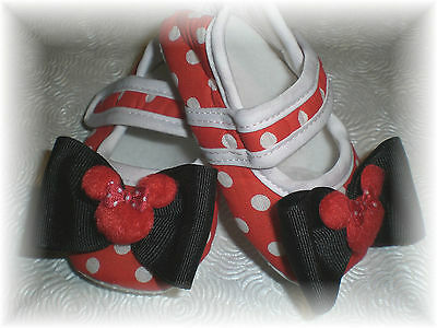 8b56b7b1cd5b8 MINNIE MOUSE INSPIRED Baby Outfit Photo Prop 0-3 Months - $30.00 ...
