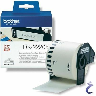 Brother P-touch DK-22205 Endlos Etiketten Internetmarke