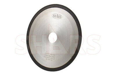 "SHARS 6 x 0.035"" TYPE D1A1R DIAMOND CUT-OFF WHEEL GRINDING 150 GRIT NEW"