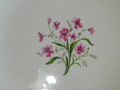 Vintage Knowles Spring Song 2 Dinner Plates 3523
