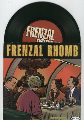 """Frenzal Rhomb """"We're Going Out Tonight"""" 7"""" NoFx AFI Living End"""