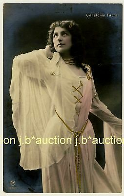 Opera Singer GERALDINE FARRAR Oper * Photo PC 1906