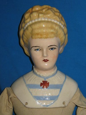 Blond Reproduction China Doll- Ready To Dress