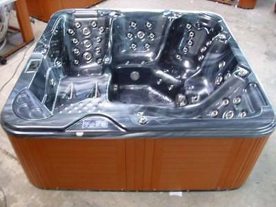 NEW Mr Tubby HOT TUB SPA 2 Loungers DOUBLE insulation 2.3m Balboa & Lucite tubs