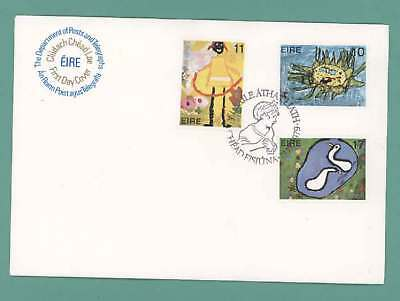 Surinam 1982 Church Mission set on First Day Cover