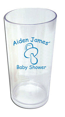 50 - 19oz Custom Tumblers Baby Shower Party Favors NEW