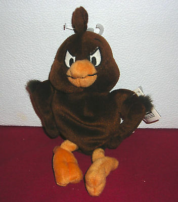 "Warner Brothers Studio Store Henry Hawk 7"" Plush Beanie"
