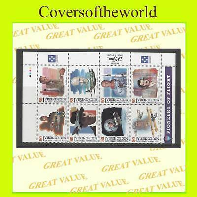 Micronesia 1994 Pioneers of Flight, 4th series, MNH