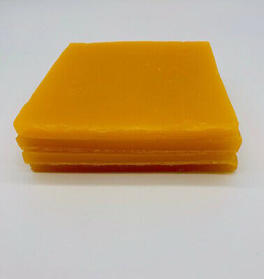 Wax yellow for cheese production 1 kg slab