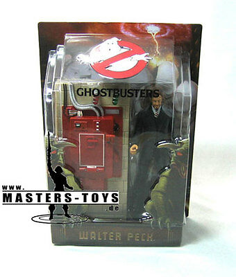 Walter Peck + Container - Ghostbusters 2010 - NEU - OVP