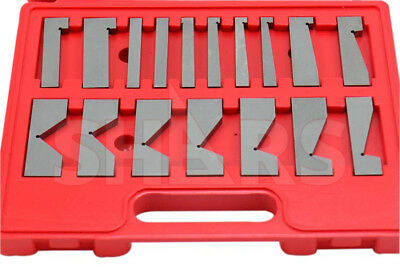 SHARS TOOLS 17 Piece Precision Angle Block Set NEW