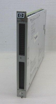 HP VXI 75000 Series C Z2417A 32-Channel Mercury-Wetted Form C Switch Z2417-66201