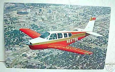 beechcraft Bonanza 36 35 parts & service manual