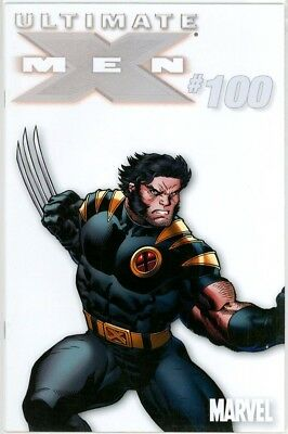 Ultimate X-Men #100 White Retail Variant 1:100 Rare Nm Marvel Comics