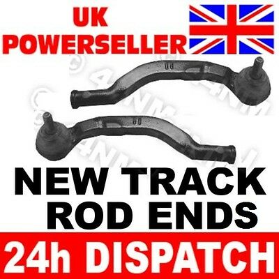 Renault Laguna II 2002-2007 Outer Tie Track Rod Ends LEFT and RIGHT