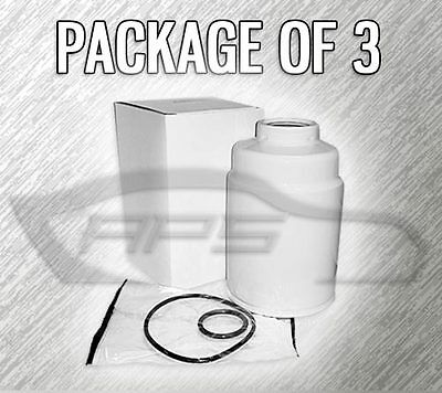 Fuel Filter F55464 For Chevrolet Gmc 6.6L Turbo Diesel - Case Of 3 - Up To 2009