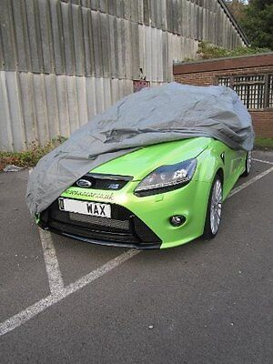 Water Resistant Breathable Small Full Car Cover To Fit Suzuki Alto
