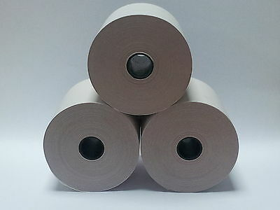 Casio 130-CR 130CR Single Ply Paper Receipt Till Rolls A-Grade 57x57 ( 57 x 57)