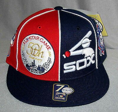 Mitchell&Ness Mitchell & Ness Cap CHICAGO White SOX MLB fitted Cap Baseballcap