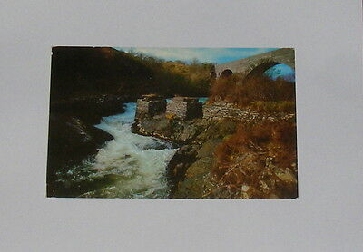 Inverness-shire - The Falls Of Morar - Old Postcard
