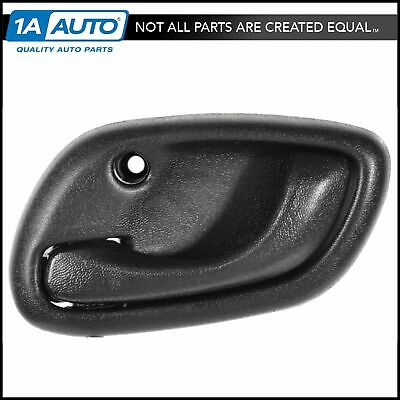 Black Inside Interior Inner Door Handle Driver Side Left LH for 99-04 Tracker