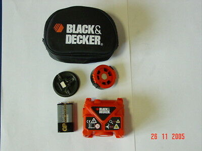 Laser Black Dekers Neuf.