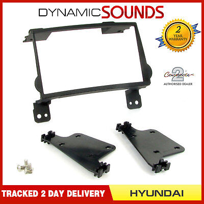 CT23HY04 Car CD Stereo Double Din Fascia Panel Fitting Kit For HYUNDAI H1 2007>