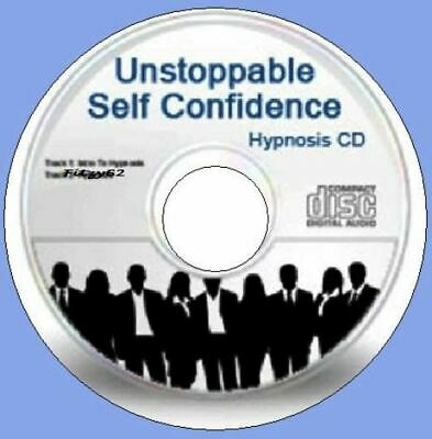UNSTOPPABLE SELF CONFIDENCE HYPNOSIS CD Rom - RESELL RIGHTS