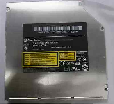Graveur DVD SuperDrive SATA 12.7mm GA32N GX40N Apple Mac mini 2010 et iMac Alu