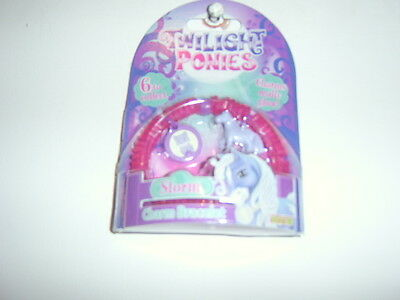 Twilight ponies  Glow in the dark Bracelet. 3 to choose from. Brand New unopened