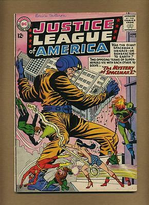 Justice League of America 20 (Strict GVG) Solid! 1963