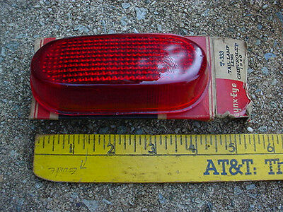 Gm 40 Chevrolet Master Special Nors Taillight Lens Lynx Eye T333