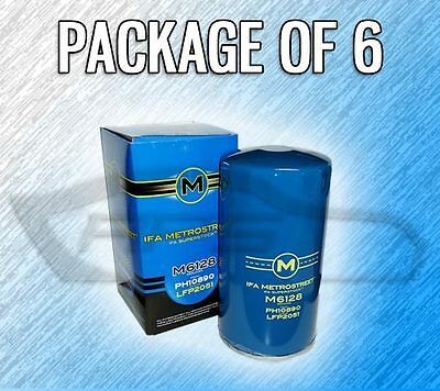 STP OEM OIL FILTER S10890 FOR FORD 6.7L TURBO DIESEL CASE OF 12 MADE IN USA