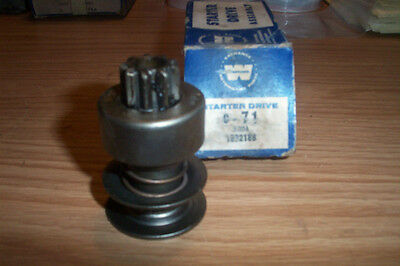 Nors Chevrolet,Cadillac,Oldsmobile,Pontiac,Others 1956-64 Starter Drive #1932188