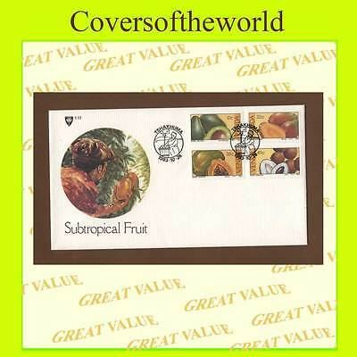 Venda 1983 Subtropical Fruit First Day Cover