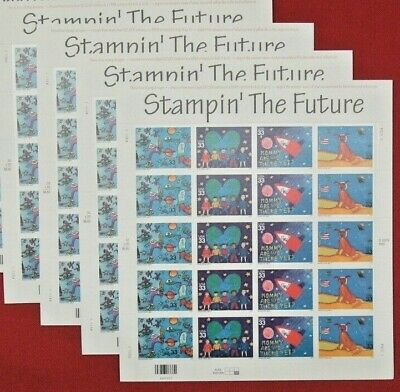 New 480 Assorted Mixed Designs FOREVER US PS Postage STAMPS. Face Value $264.00
