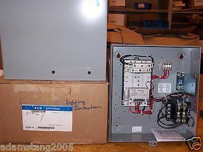 new cutler hammer lighting contactor 30 amp  ecc04c1c4a c320mh2wa0