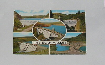The Elan Valley - Multi-Picture Postcard