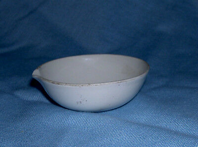 Coors Industrial Porcelain Mini Bowl With Lip