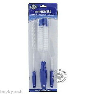 Drinkwell Cleaning Kit For all Dog & Cat Water Fountains
