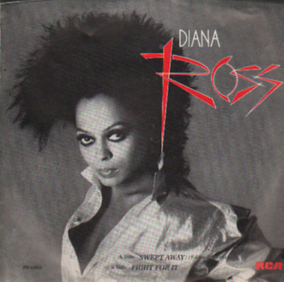 Ross Diana - Swept away/Fight for it