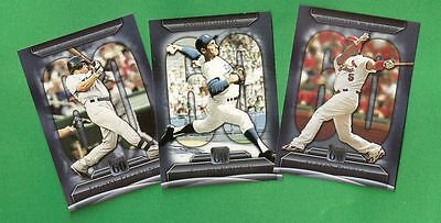 2011 Topps 60 complete set. Series 1,2 & update 1-150  PUJOLS +RUTH +CANO