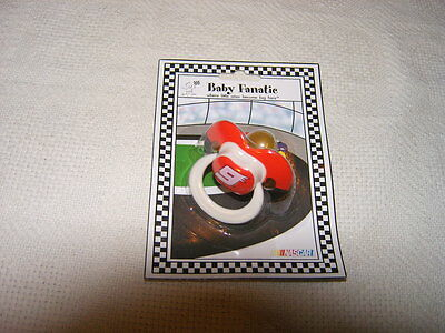 Nascar Kasey Kahne #9 Licenced Baby Pacifier MIP