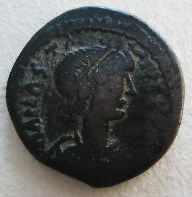 Byzantine Bronze Coin Anastasius Smaller Than Usual Archaeology