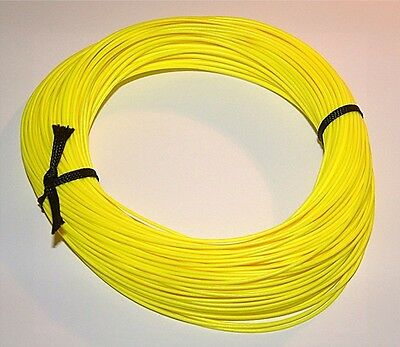 Kinnelle Northwestern Fly LInes - PREMIUM Floating -  WF 7 F  -  Yellow